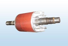 电机转子轴位修复